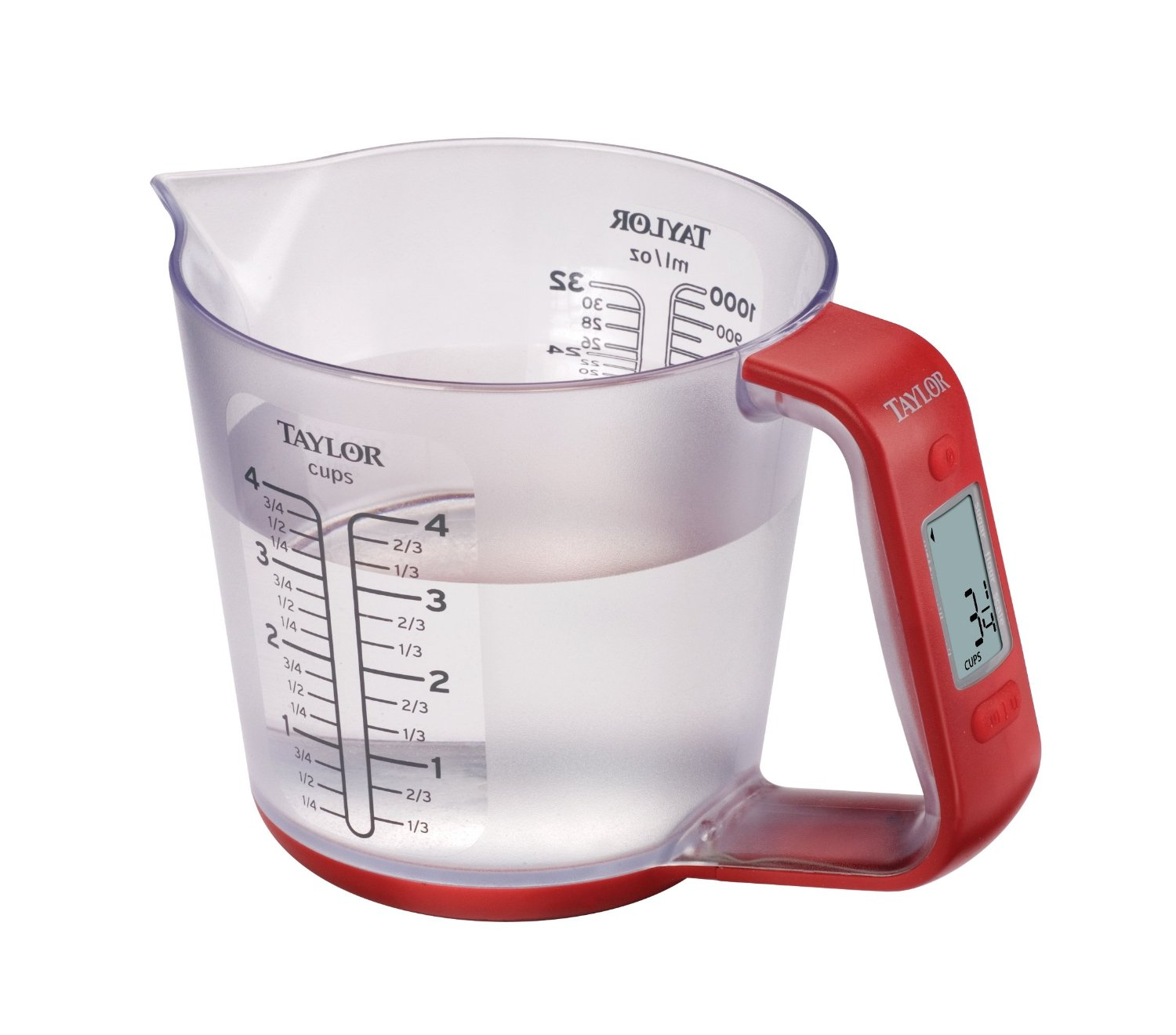 Taylor 3890 Digital Measuring Cup and Scale | Xcite Alghanim ...