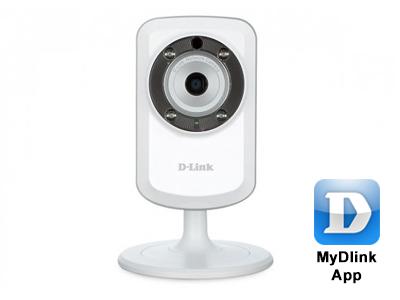 Dlink Dcs 932l Wifi Day Night Cloud Security Camera