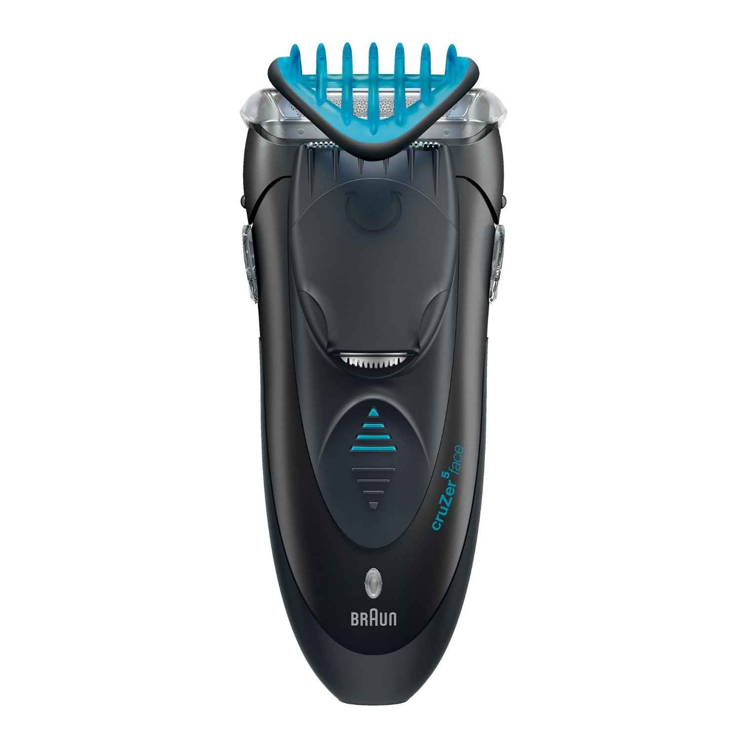 BRAUN cruZer5 Face Shaver   Xcite Alghanim Electronics - Best online shopping experience in Kuwait