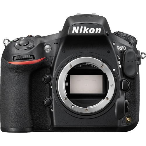 Nikon D810 36.3MP Full-Frame DSLR Camera (Body Only) | Xcite ...