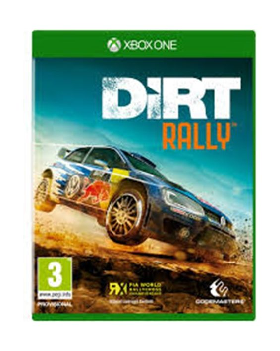 dirt rally xbox one game xcite alghanim electronics. Black Bedroom Furniture Sets. Home Design Ideas