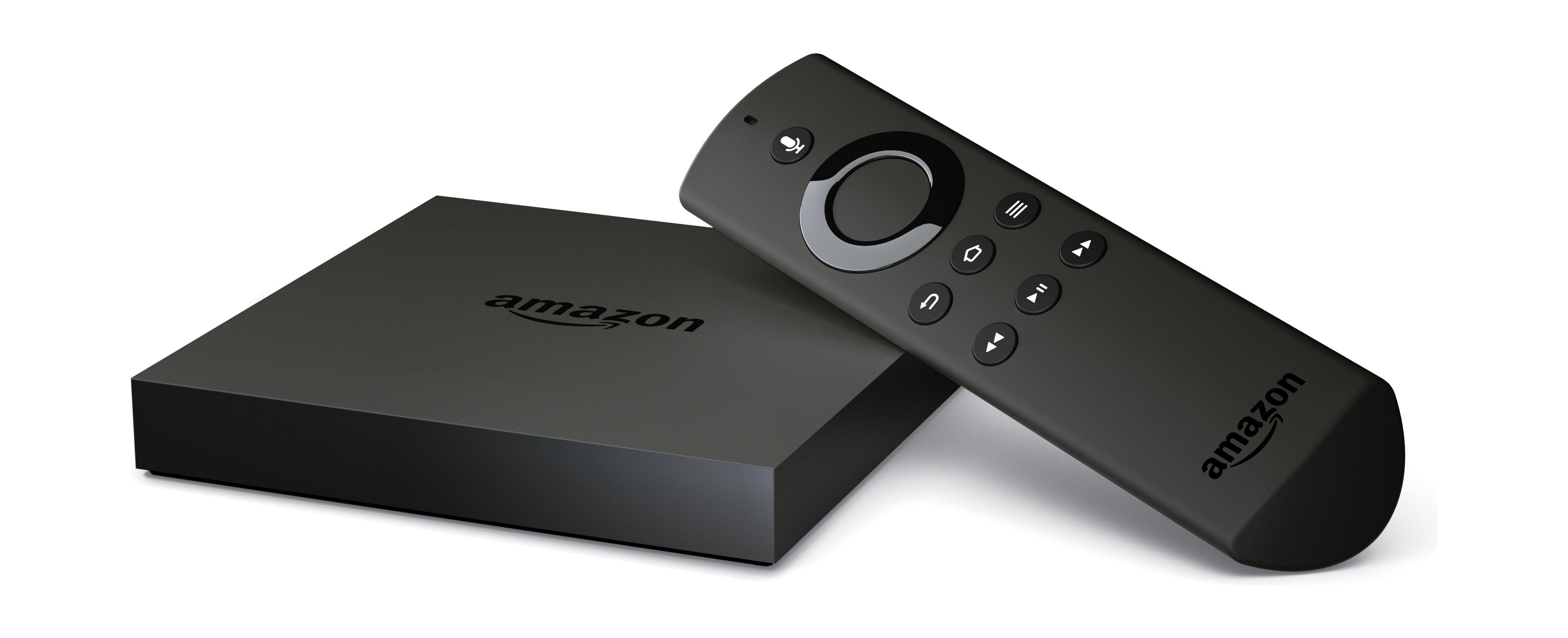 Amazon Fire Tv 4k Uhd Wifi Streaming Media Player Black