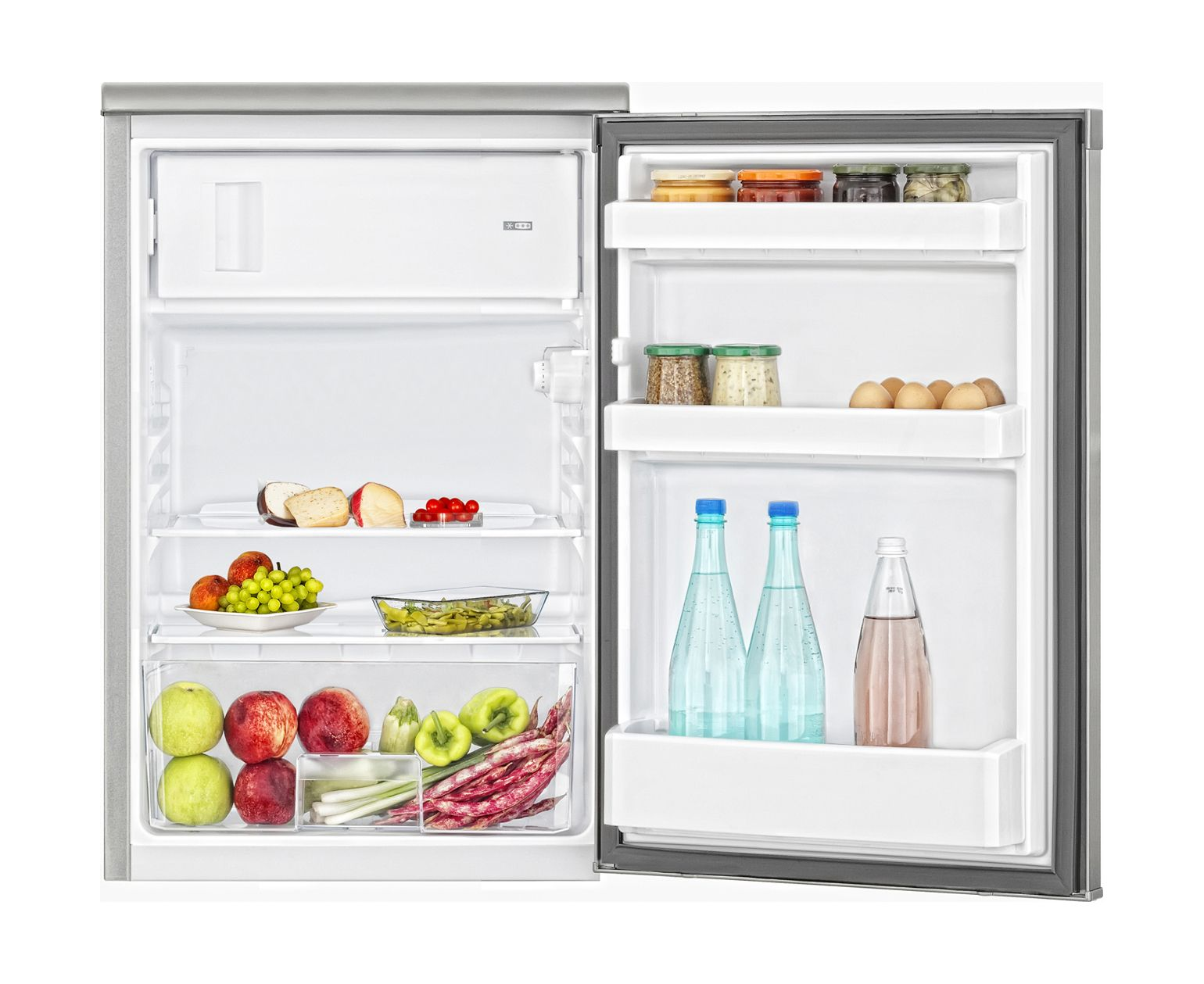 stainless refrigerator design concrete polishing kitchen white counter kahiz porch remodeling swing steel ana work table drawer home single floors