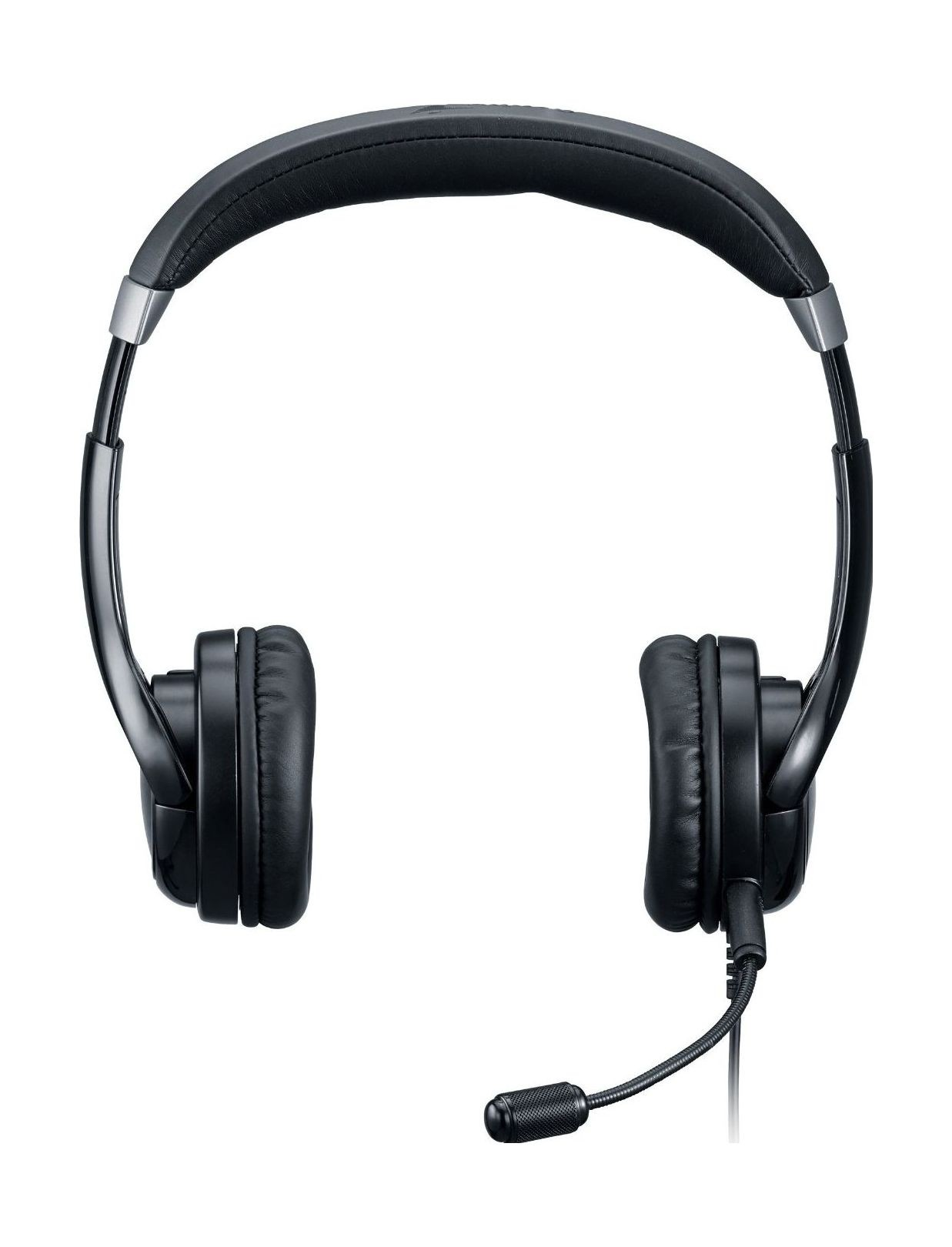 Genius HS-G450 Wired On-Ear Headphone with Mic - Black | Xcite ...