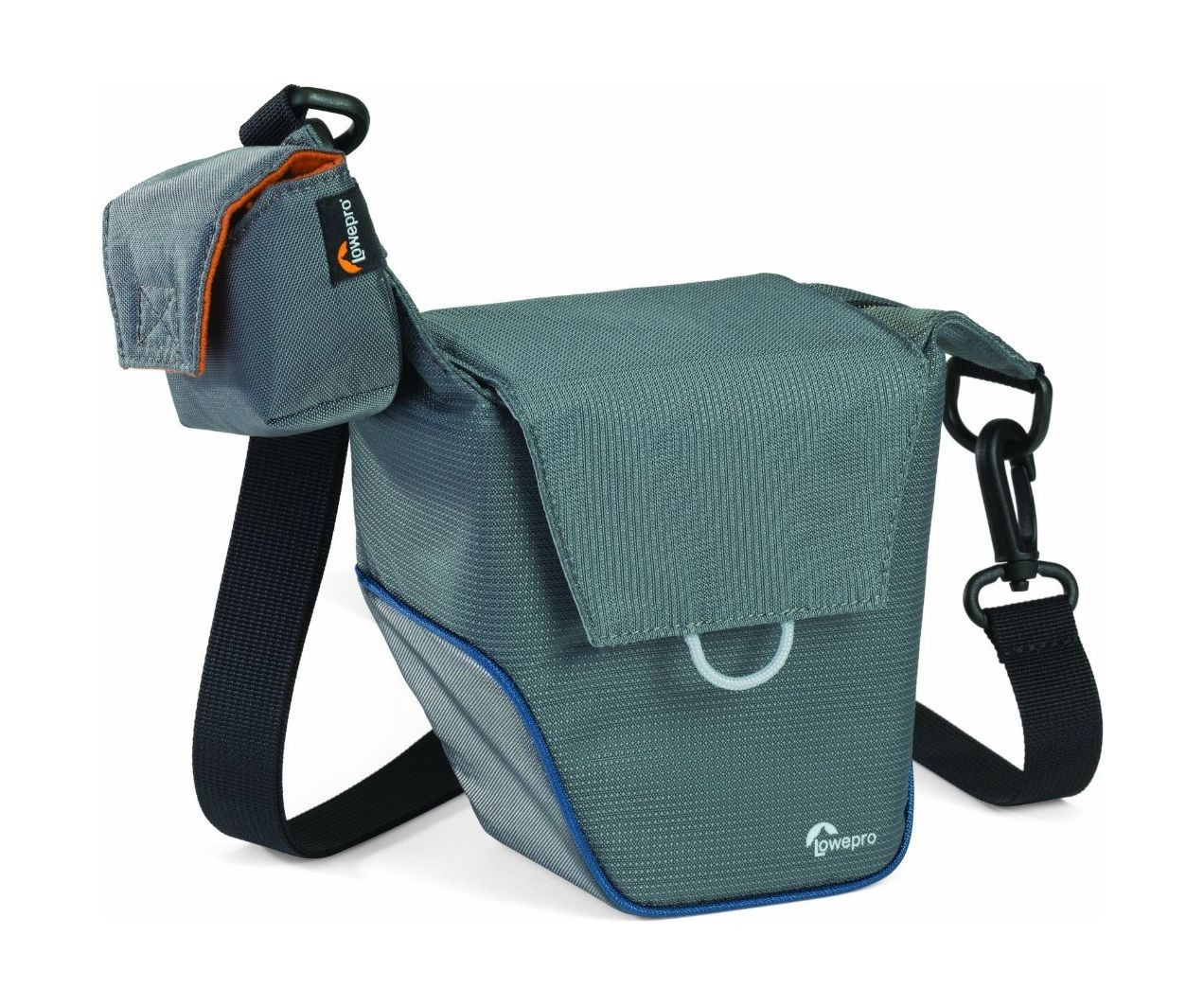 Lowepro Compact Courier 70 Camera System Shoulder Bag NEX GF PEN Grey Blue