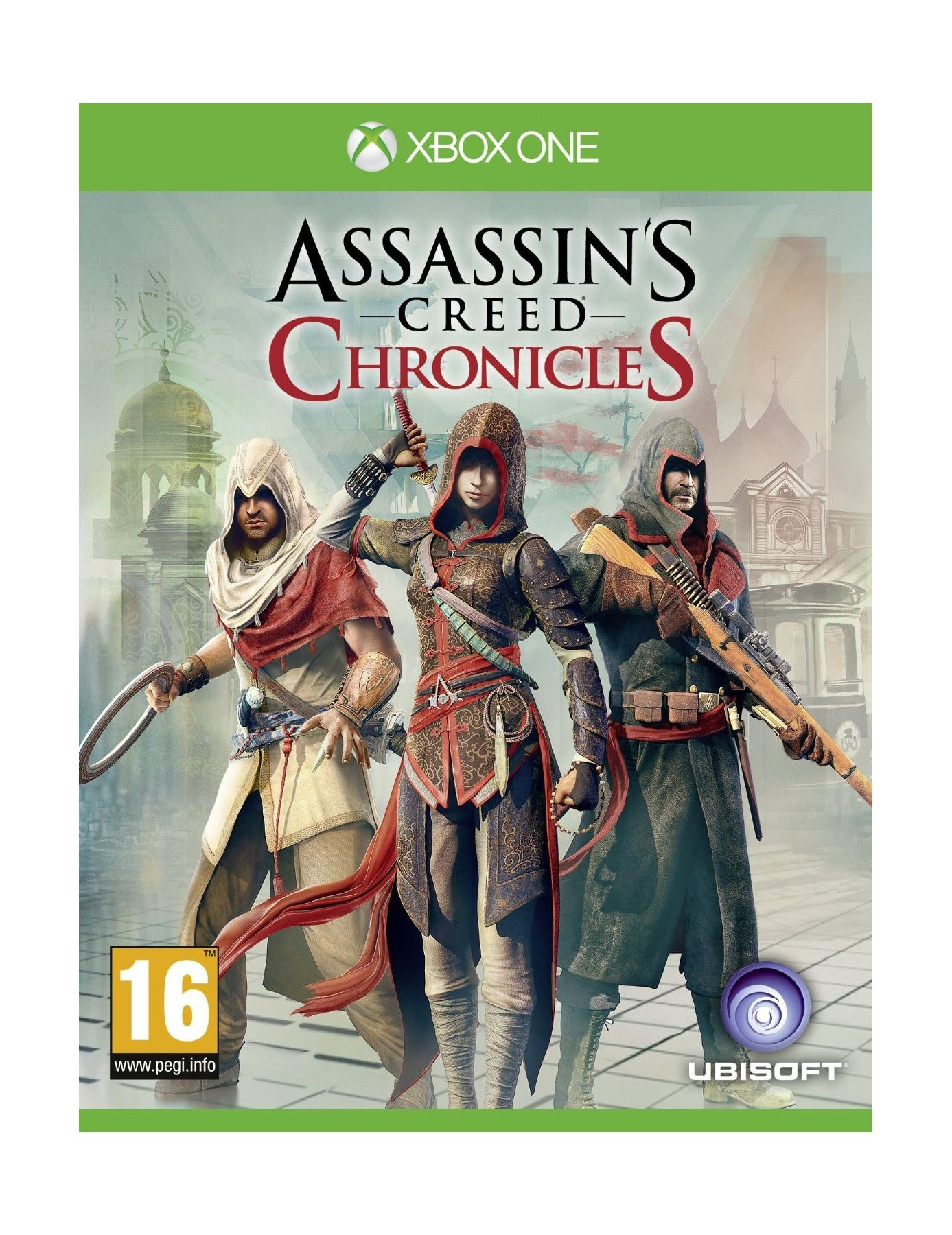 Assassin S Creed Chronicles Trilogy Pack Xbox One Game Xcite