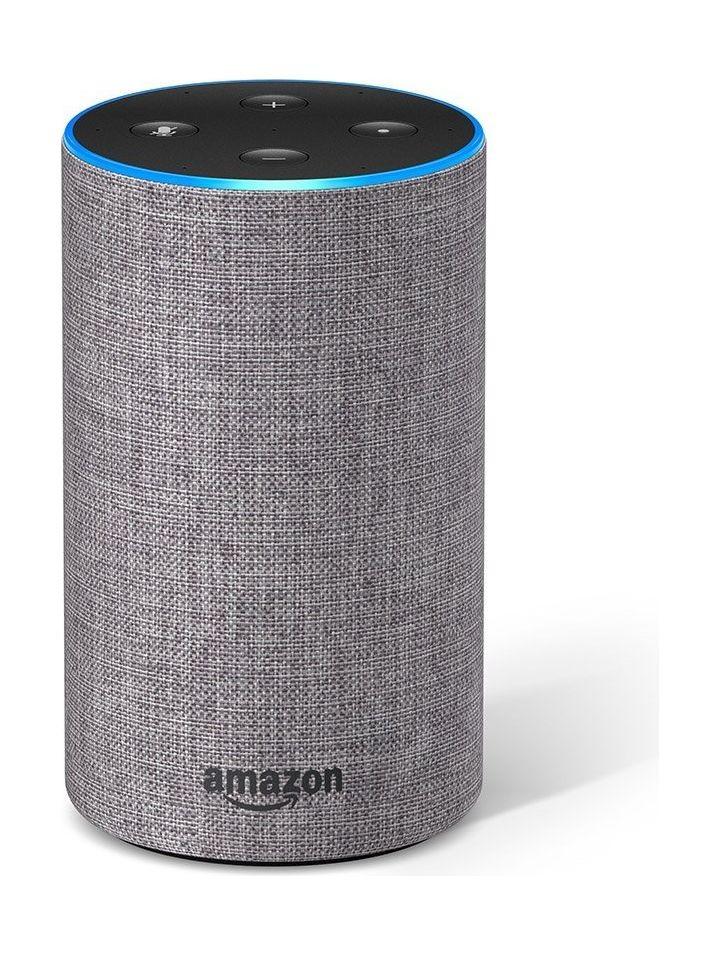 Buy Amazon Echo Gen Smart Speaker Heather Gray Fabric Price Result