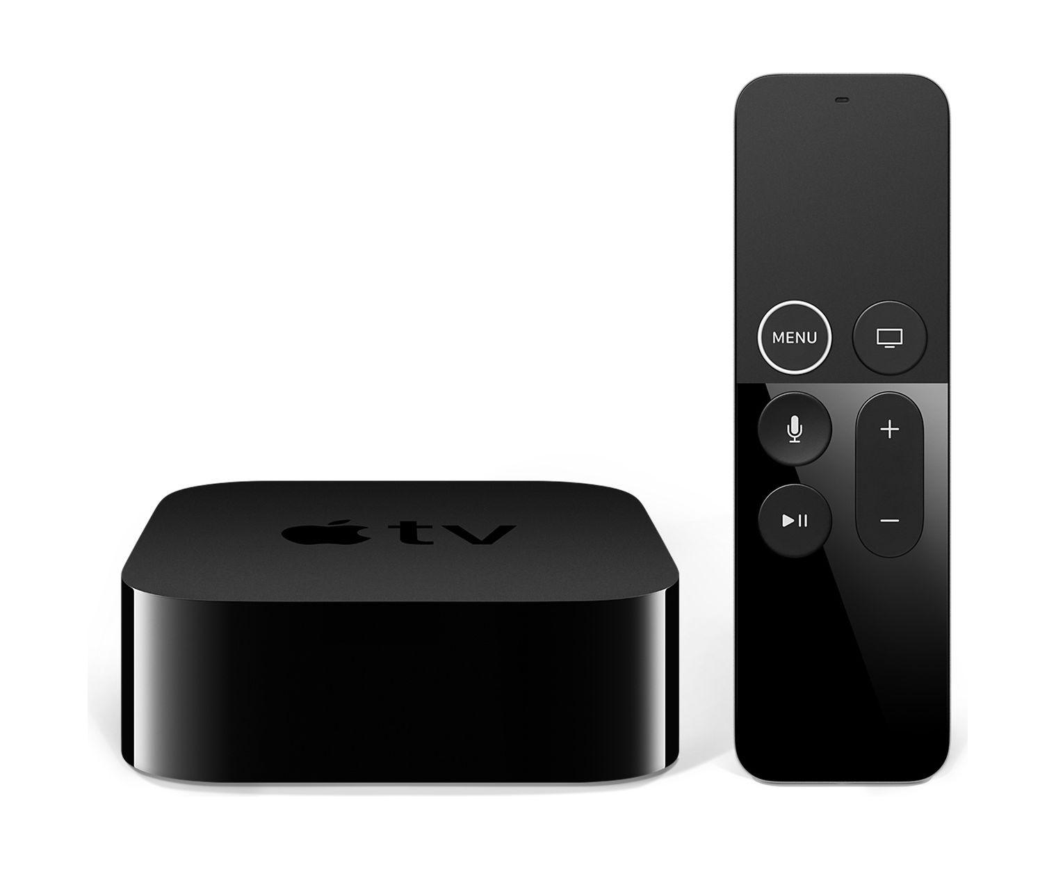 Apple Apple TV 4K 32GB (latest model) Black MQD22LL/A ...