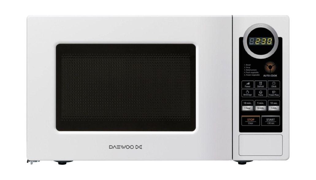 Daewoo 20L Microwave Oven (KOR-6L7W) - White | Xcite Alghanim ...