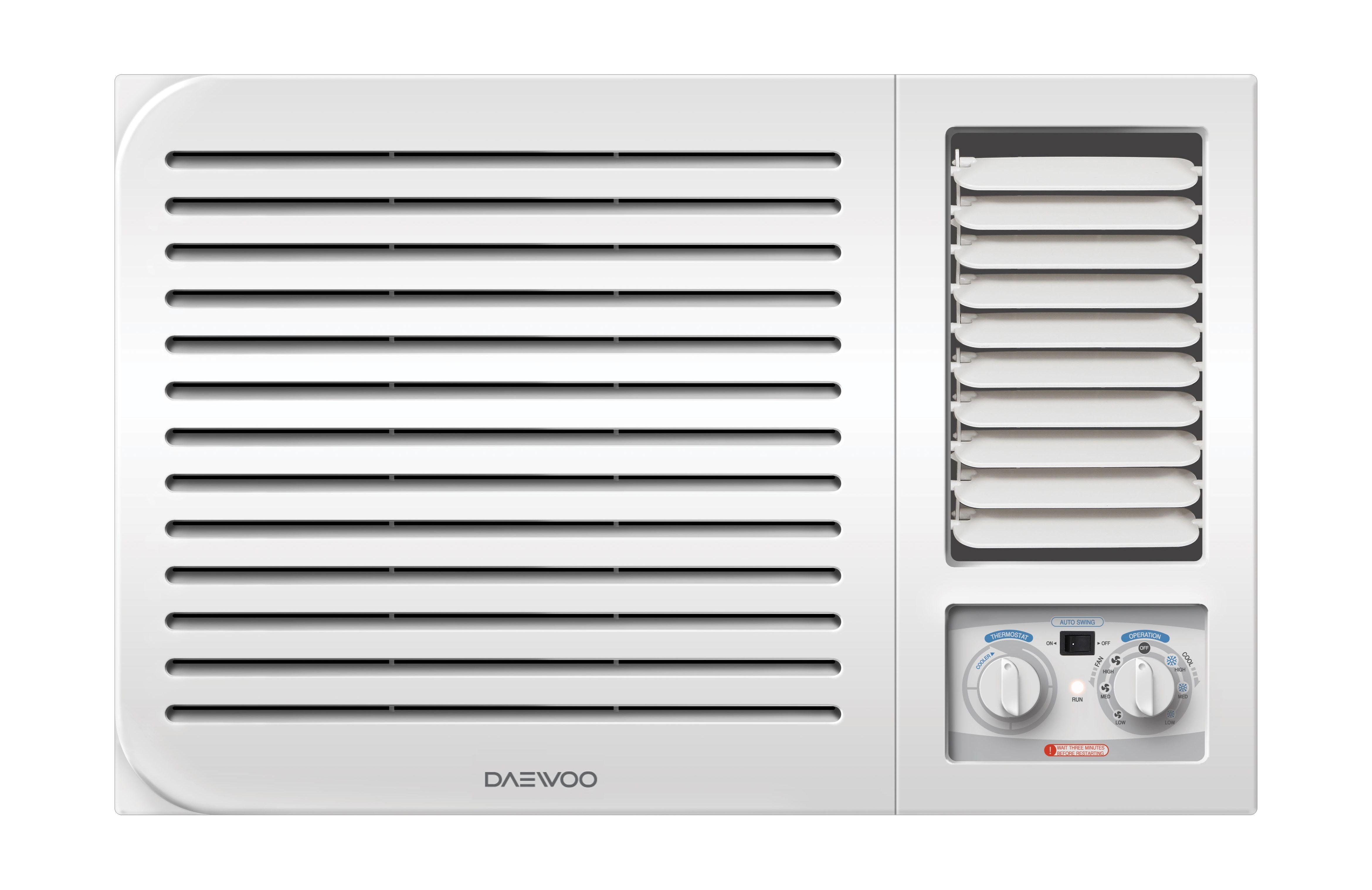Daewoo 18000 BTU Window AC (DWB-1848C-T)   Xcite Alghanim ...