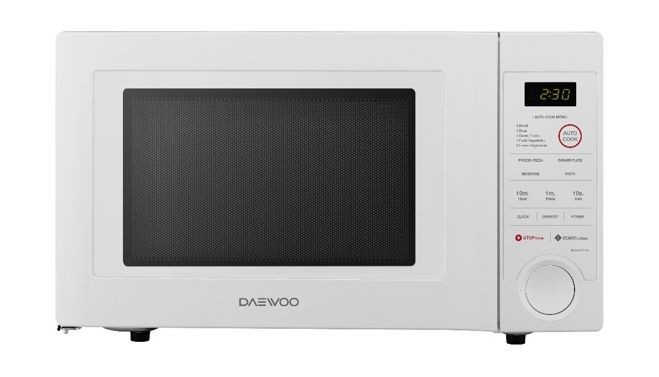 Daewoo 31 Liter Digital Microwave (KOR-1N3W) - White | Xcite ...