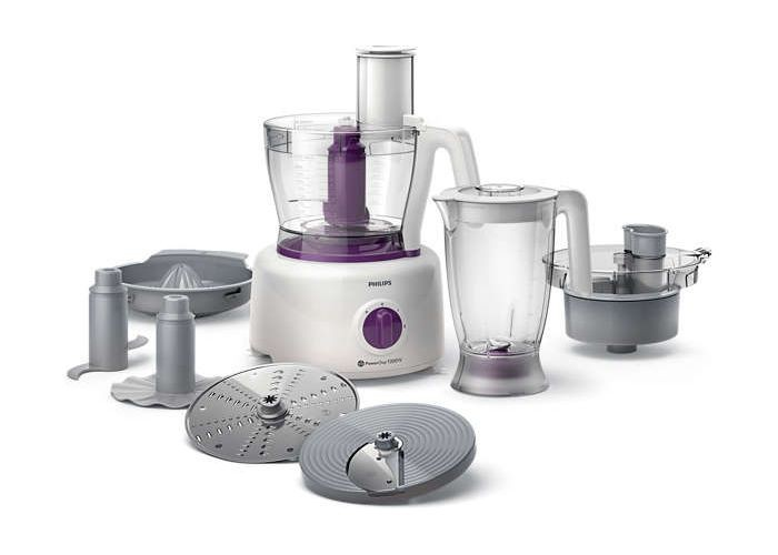 Philips Viva Collection Food Processor Hr  Review