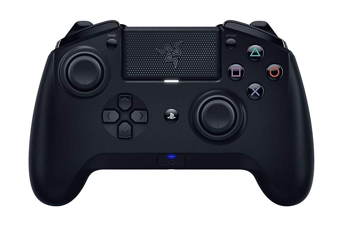 Razer Raiju Tournament Edition Wireless Gaming Controller Black Xcite Ksa ps4, xb1, pre order control: razer raiju tournament edition wireless gaming controller black xcite ksa