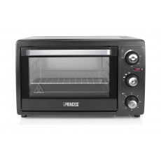 Princess 1300 Watts 19 Liters Electric Oven (OV-1425PR) - Black