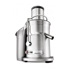 Breville Juice Extractor - 1140W (800JE/B) - Silver