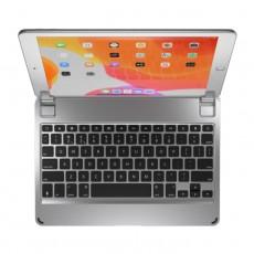 Brydge iPad Pro 10.2-inch Bluetooth Keyboard (B80012A) - Silver