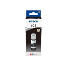 Epson 103 EcoTank Black Ink Bottle 65ml