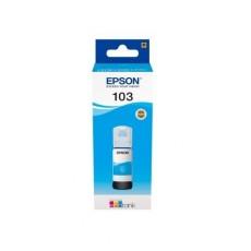 Epson 103 EcoTank Ink Bottle (C13T00S24A) - Cyan