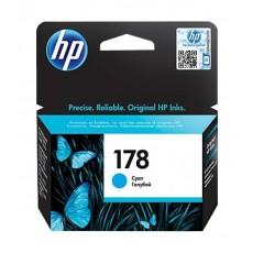 HP Ink 178 Cyan Ink