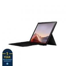 "Microsoft Surface Pro 7 Core i5 Ram 8GB SSD 256GB 12.3"" Touchscreen Convertible Laptop - Black"