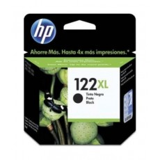 HP Ink 122XL Black Ink