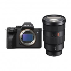 Buy Sony Alpha a7S III Mirrorless Camera + FE 24-70mm f/2.8 GM E-Mount Lens in Kuwait | Buy Online – Xcite
