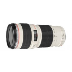 Canon EF 70-200mm f/4L USM Lens - Black & White