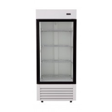 Wansa 14 Cft. Window Refrigerator (1GDAS) - Stainless Steel