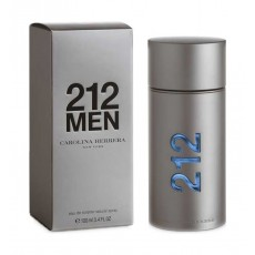 212 Men by Carolina Herrera for Men 100 mL Eau de Toilette