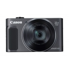 Canon PowerShot SX620 HS 20.2 WiFi Digital Camera - Black