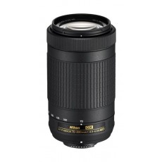 Nikon AF-P DX 70-300mm f/4.5-6.3G ED Telephoto Lens