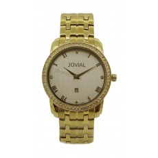 Jovial GG5106 Gents Watch - Metal Strap