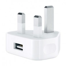 Apple 5W 3 Pin Power Adaptor ( MB352LLC ) - White
