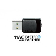 D-Link Wireless AC Dual USB 2.0 Adapter - DWA-171/NA