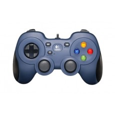 Logitech F310 Wired Gaming Controller for PC - Blue