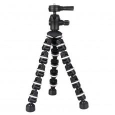 Bower ST107 Bendipod Flexible Camera Tripod - Black/White
