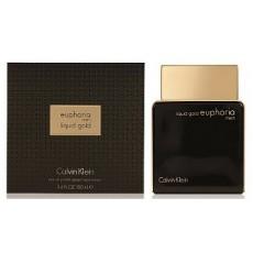 Calvin Klein Liquid Gold Euphoria Perfume for Men 100ml