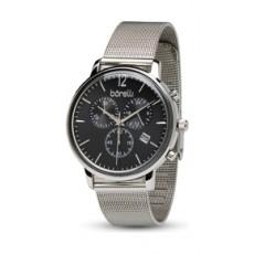 Borelli 42mm Gent's Chronograph Metal Watch (20050064) - Silver