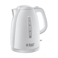 Russell Hobbs 1.7L Textures Kettle (21270) - White
