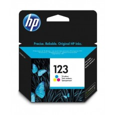 HP Ink 123 Tri Colors Ink