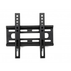 Wansa Fixed Wall Bracket For 14 to 42-inch TV's (PSW598SSF) - Black