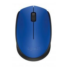 Logitech M171 Optical Wireless Mouse - Blue
