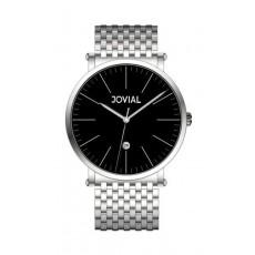 JOVIAL 5111-GSMQ-03 Gents Watch - Metal Strap