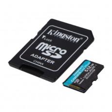 Kingston Canvas Go! Plus 512GB MicroSD Memory Card in Kuwait | Buy Online – Xcite