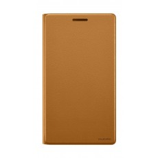 Huawei T3 7.0-inch 3G Tablet Flip Cover (51992113) - Brown