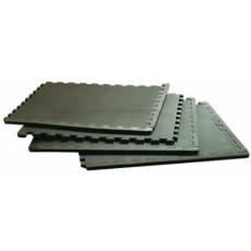 Reebok 120cm 4-pc Floor Guard - Black RAMT-10029
