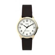 Timex 32mm Casual Ladies Analog Leather Watch (TW2U21800) - Brown