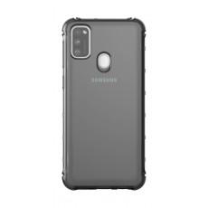 Samsung Galaxy M21 Back Case (15KDABW) - Black