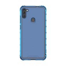Samsung Galaxy M11 Back Case (15KDALW) - Blue