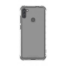 Samsung Galaxy M11 Back Case (15KDATW) - Clear